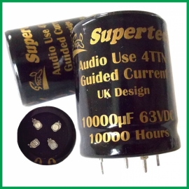 4TTN GUIDED CURRENT AUDIO CAPACITOR